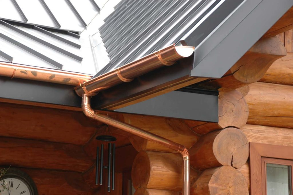 Chicagoland's Copper Gutter Installation Experts
