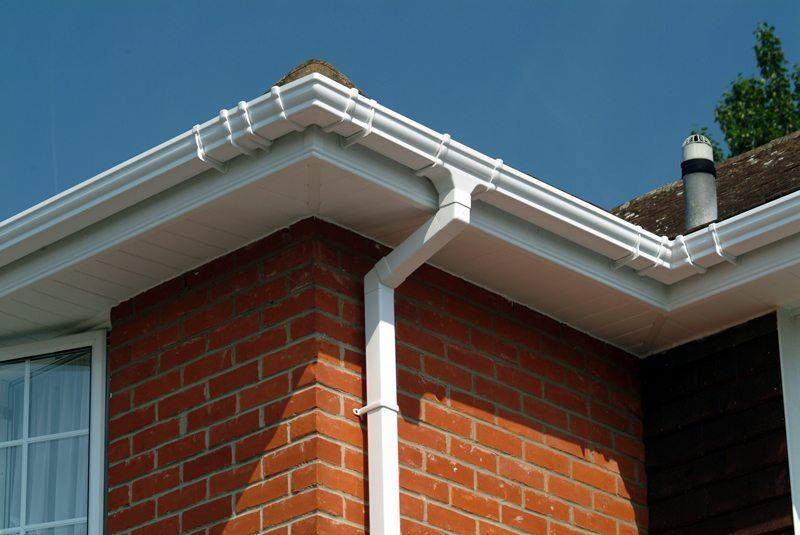 How Commercial Rain Gutters Protects Property