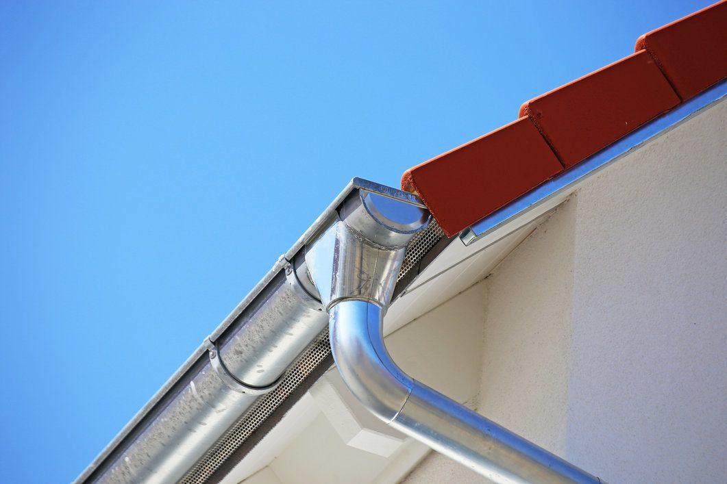2021 Galvanized Steel Gutters Cost | Galvanized Rain Gutters